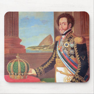 Pedro mig kejsare av Brasilien, 1825 Musmatta