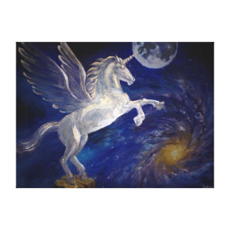 Pegasus Canvastryck
