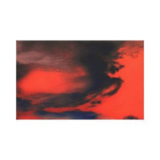 """""""Pegasus """", Canvastryck"""