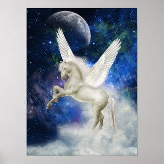 Pegasus universumaffisch poster