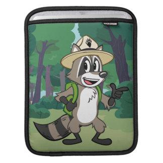 Peka för stack för skogsvaktare för iPad sleeve