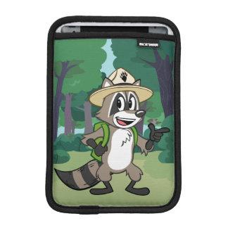 Peka för stack för skogsvaktare för sleeve för iPad mini