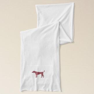 Pekarehundscarf Halsduk