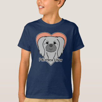 Pekingese älskare t shirt