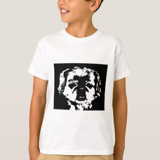 Pekingese skjorta - ungeT-tröja Tshirts