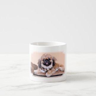 Pekingese - Zoe Espressomugg