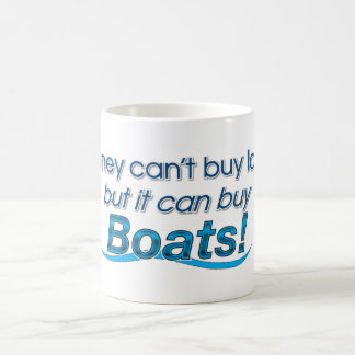 Pengar & fartyg kaffemugg