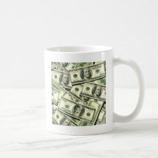 pengar kaffemugg