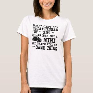 Pengar kan inte köp dig lyckan… t-shirts