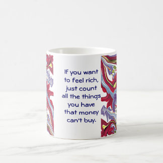 pengar kan inte köp kaffemugg