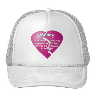 Pengar > komforthatt keps