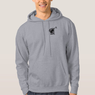 Pengar på mitt varar besvärad hoodien sweatshirt