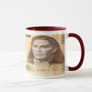 Pengar rånar _Peru Mugg