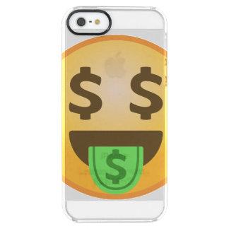 Pengarmun Emoji Clear iPhone SE/5/5s Skal