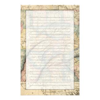 Pennsylvania 8 brevpapper