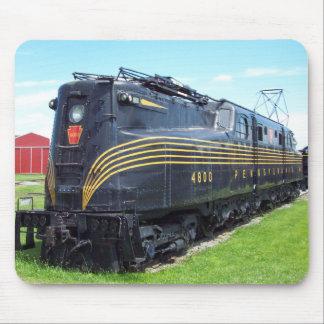 Pennsylvania järnväglokomotiv GG-1 #4800 Musmatta