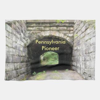 Pennsylvania valvgång kökshandduk
