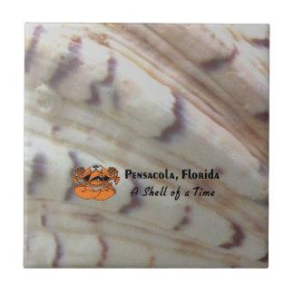 Pensacola Florida krabba Kakelplatta