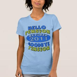 Pension 2011 tshirts