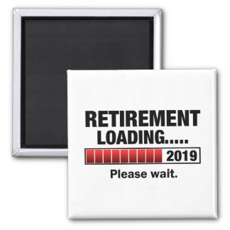 Pension 2019 som laddar magnet