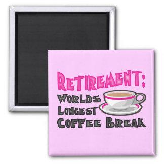 Pension (rosor) magnet