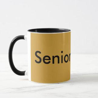 Pensionär Mugg