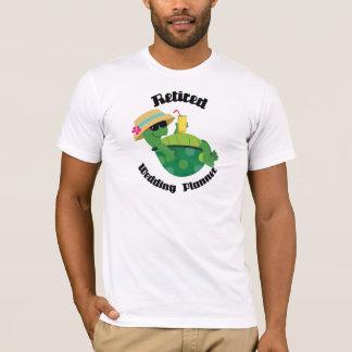 Pensionerad bröllopsfixaren (sköldpaddan) tshirts
