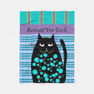Pensionerad filt för VetTechull