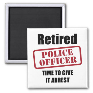 Pensionerad polis magnet