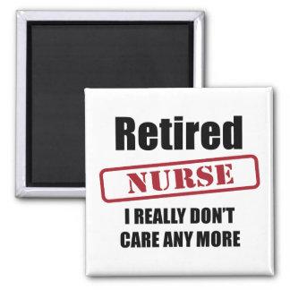 Pensionerad sjuksköterska (UK-pass) Magnet