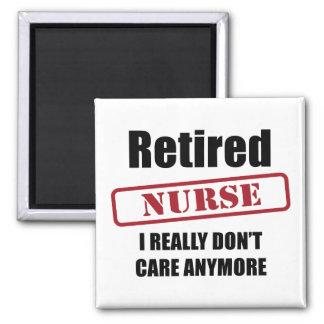 Pensionerad sjuksköterska (US-pass) Magnet