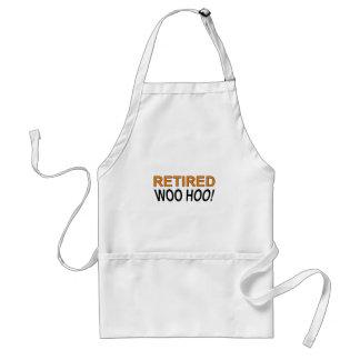 Pensionerat uppvakta Hoo Förkläde
