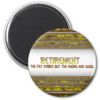 Pensionlön Magnet