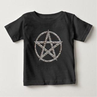 Pentagram bultade kromunge Tshirt Tröja