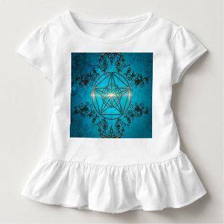 Pentagram, ett mystic och magical symbol tshirts