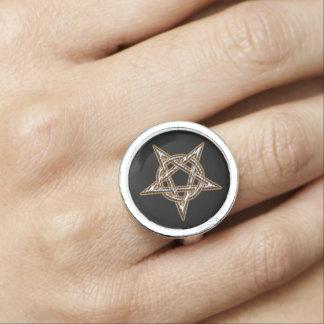 Pentagram Fotoringar