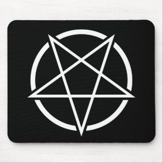 Pentagram (vit) No.1 Musmatta