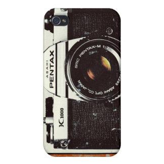 Pentax K-1000 v2 iPhone 4 Hud