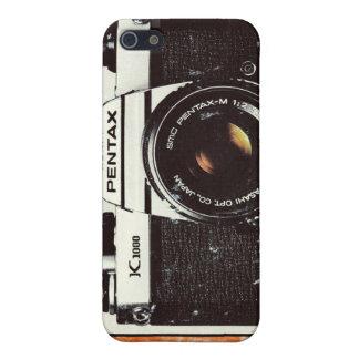 Pentax K-1000 v2 iPhone 5 Skal