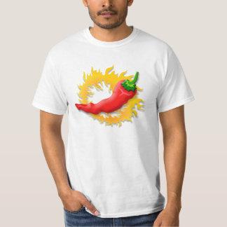 Peppar med flammar tröja
