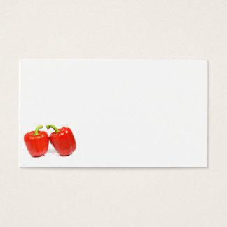 peppar visitkort