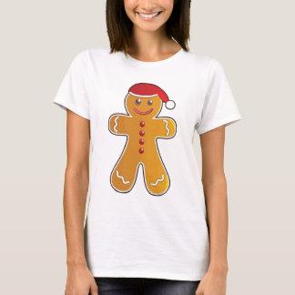 Pepparkaka Santa Tshirts