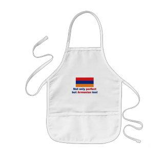Perfekt armenier barnförkläde