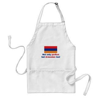 Perfekt armenier förkläde