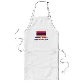 Perfekt armenier långt förkläde