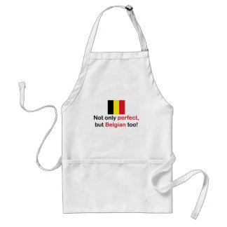 Perfekt belgare förkläde