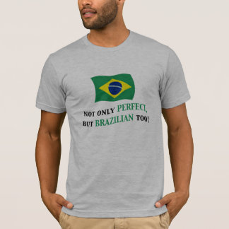 Perfekt brasilian tee shirt