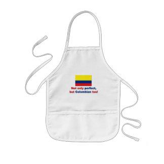 Perfekt colombianskt barnförkläde
