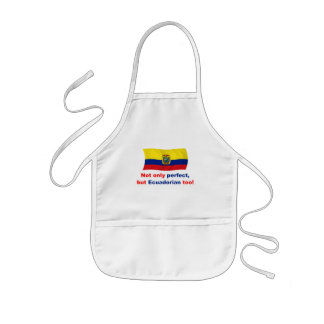 Perfekt ecuadorianskt barnförkläde