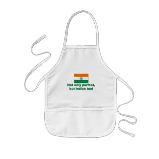 Perfekt indier barnförkläde